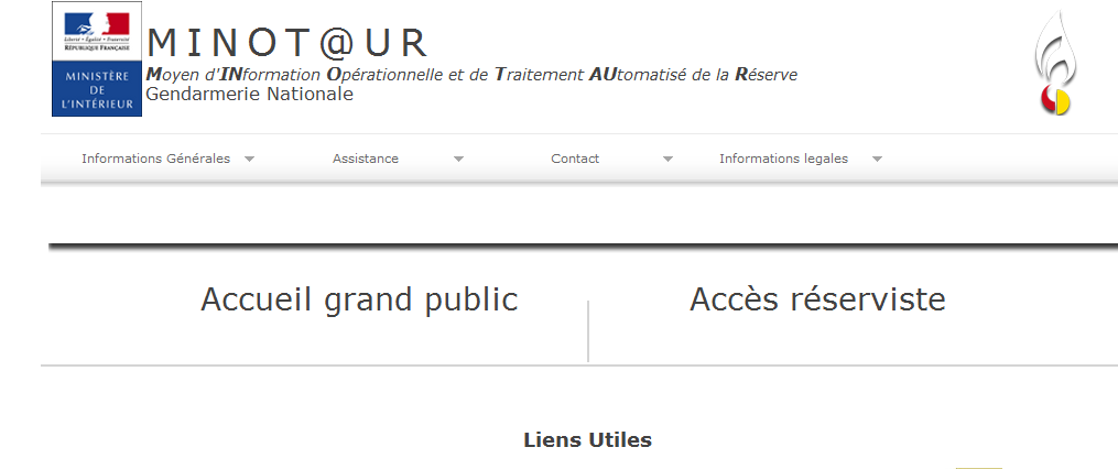 Communication importante sur Minot@ur!